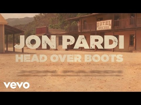 Head Over Boots Lyric Video