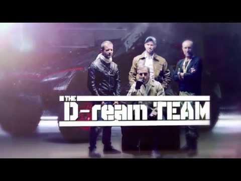 """Peugeot 2008 DKR """"Dream Team"""""""