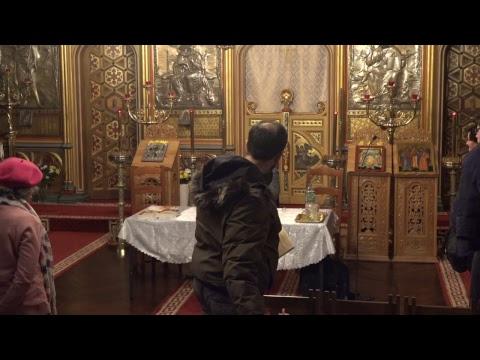 CDS Paris, 26 janvier 2019: Conférence Yvan Koenig sur la pensée théologique de St Grégoire Palamas