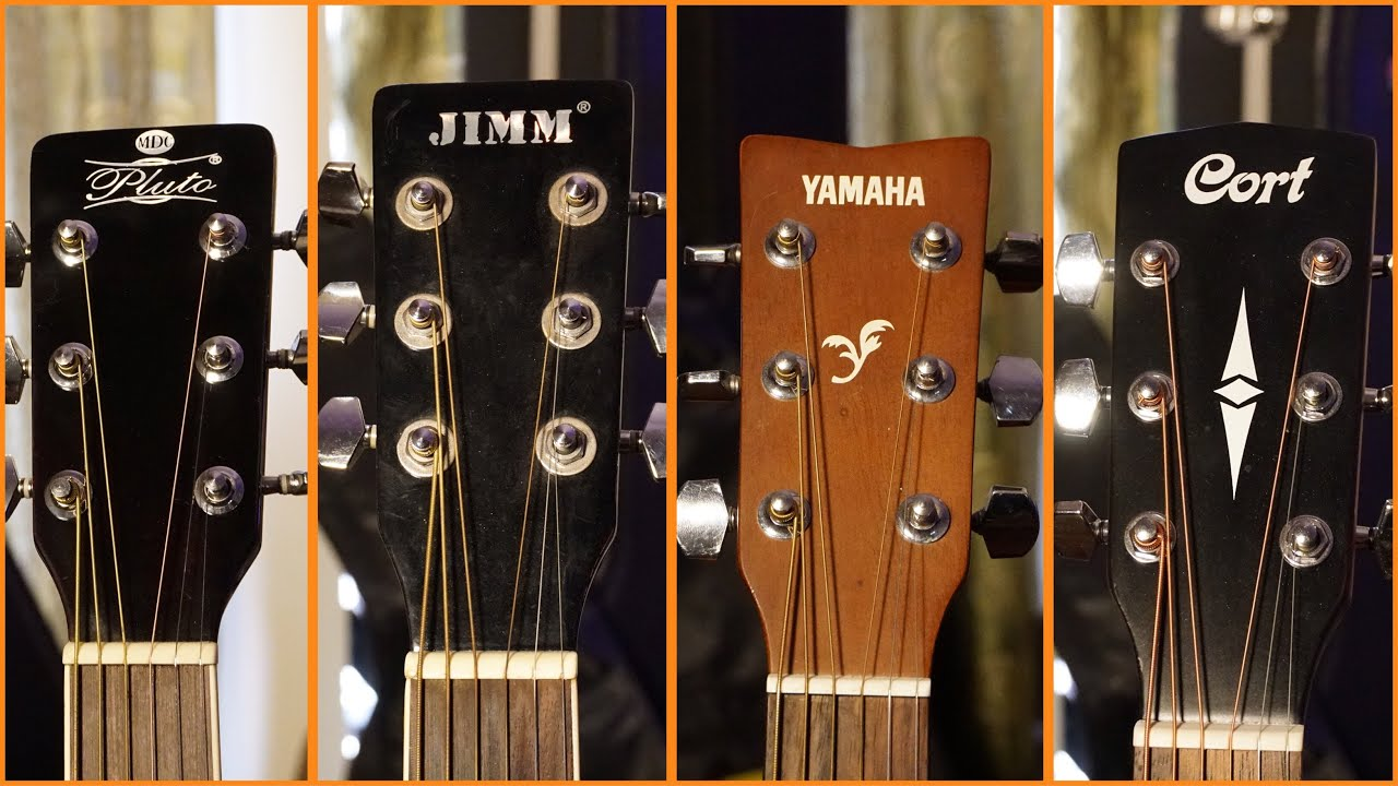 Which guitar do you really need Acoustic or Acoustic Electric Guitar ??