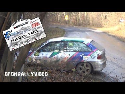 5. Revo-Tech Rallye Bajna 2016 - Action-ofonrallyvideo
