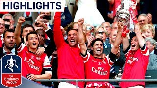 Video Arsenal vs Hull City - FA Cup Final 2014 | Goals & Highlights MP3, 3GP, MP4, WEBM, AVI, FLV Januari 2019