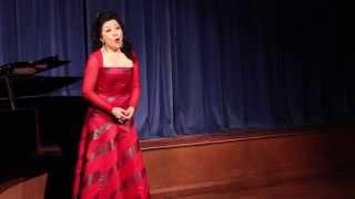 Nancy Yuen Recital