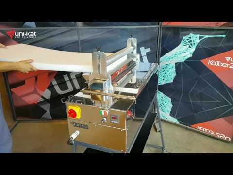 Rullo colla calda della fusione Applicatore HMUK da Uni-kat CNC Solutions