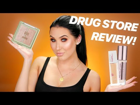 Download FULL FACE OF DRUGSTORE FIRST IMPRESSIONS HD Mp4 3GP Video and MP3