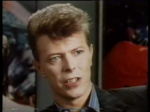 David Bowie ABSOLUTE BEGINNERS Interview 1986