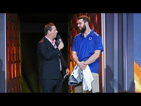 the pro - Team Carter and Team Irvin will go at it on the field during the Pro Bowl, but first they must pick their teams. Check out some of the best moments from this year's Pro Bowl Draft.