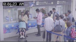 動画【防犯カメラ映像】ラップでアフレコしてみた 「ビンタ妻」編