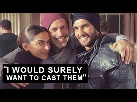 Ranveer Singh & Deepika Padukone Gets Hollywood Mo