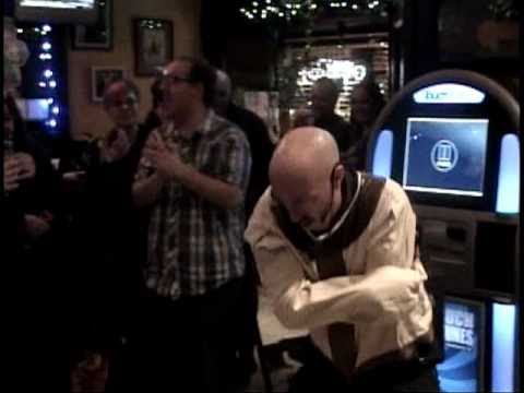 Dave Cremin - FILMED 3/12/11 ON LOCATION, AT CRONIN & PHELAN PUB, ASTORIA NY.