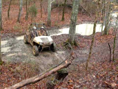 rzr s almost straight up hill climb
