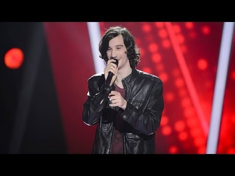 Frank Lakoudis Sings Immigrant Song   The Voice Australia 2014