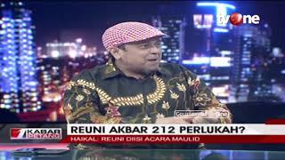 Video Dialog: Reuni Akbar 212 Perlukah? (Ketua PBNU dan Ust. Haikal Hassan) MP3, 3GP, MP4, WEBM, AVI, FLV April 2019