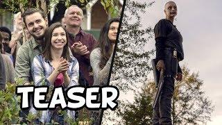 The Walking Dead Season 9 Episode 15 'Enid's Death & Whisperer Invasion' Teaser Breakdown