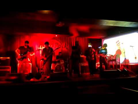 Gazab Ka Hai Din (cover) live at Hard Rock Cafe Saket by 6ix MHz