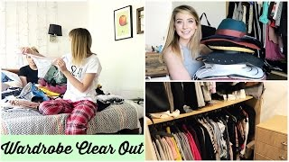 HUGE WARDROBE CLEAR OUT