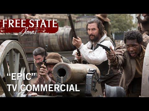 Free State of Jones (TV Spot 'Epic')