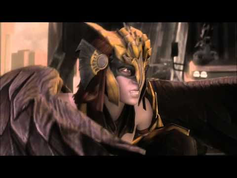 InJustice: Gods Among Us Alternate Costumes Trailer
