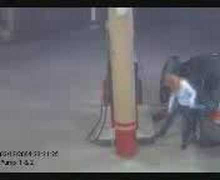 Cuidado con las gasolineras