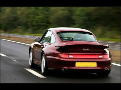 911 Porsche 993 Turbo Road Test By Top Gear