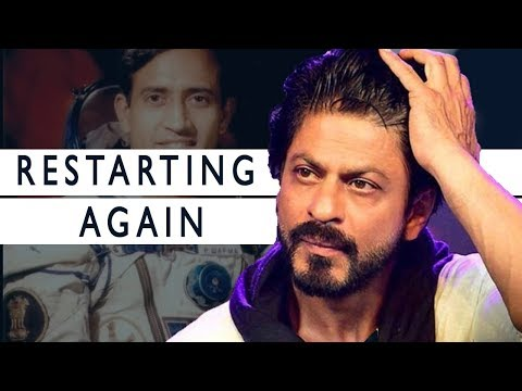 Why Shah Rukh Khan Quit The Rakesh Sharma Biopic?