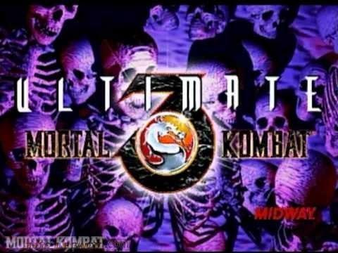 ultimate mortal kombat 3 megadrive rom