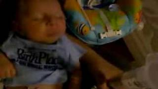 Landyn's Seizure 7 weeks