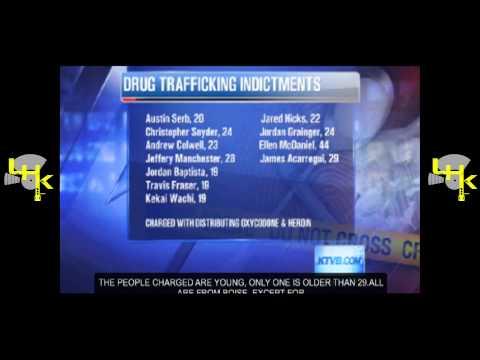 Trap/Dubstep producer arrested for drug dealing
