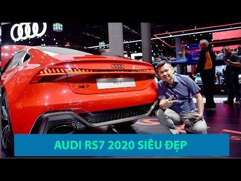 Khám phá chiếc Audi RS7 Sportback 2020 công suất 600 mã lực xem có gì đáng chú ý @ vcloz.com