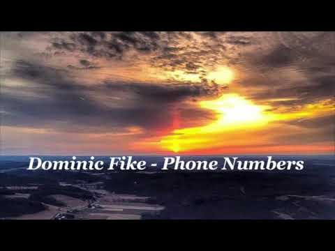 Dominic Fike - Phone Numbers (full Song 432Hz + Reverb)