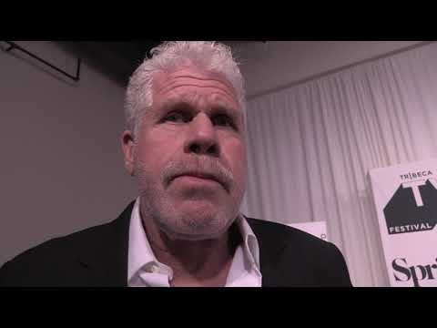 Ron Perlman talks StartUp season 3 premiere at Tribeca TV Festival (Interview)