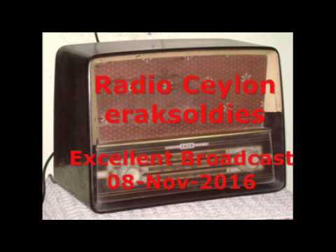 Video Radio Ceylon 08-11-2016~Tuesday Morning~02 Purani Filmon Ka Sangeet download in MP3, 3GP, MP4, WEBM, AVI, FLV January 2017
