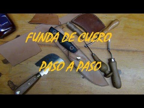 Como hacer una funda de cuero para cuchillo paso a paso ombactionmovies - Como hacer fundas para sofas paso a paso ...