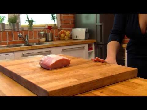 Domowy przepis, Jak zamarynować idealnie schab ?  How to marinate pork loin?
