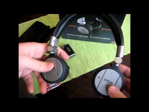 TDK WR700 Wireless Headphones