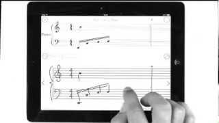 NotateMe YouTube video