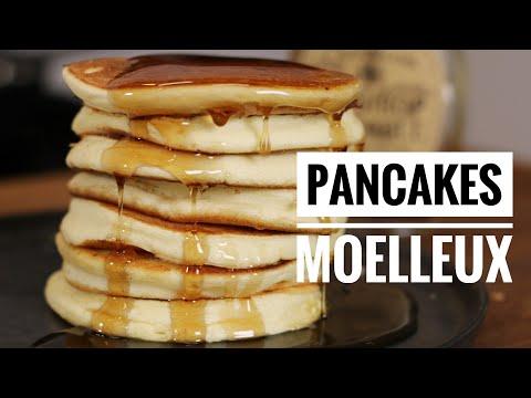 Cuisine - Apprenez à faire des pancakes avec cette recette de cuisine facile à suivre en vidéo. Retrouvez toutes les vidéos de cuisine d'Hervé gratuites sur http://www...