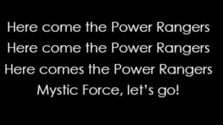 Video Chaka Blackmon - Power Rangers Mystic Force Theme Song (Lyrics) MP3, 3GP, MP4, WEBM, AVI, FLV Juli 2018