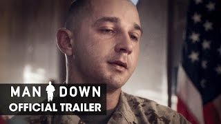 Man Down (2016 Movie) – Official Trailer