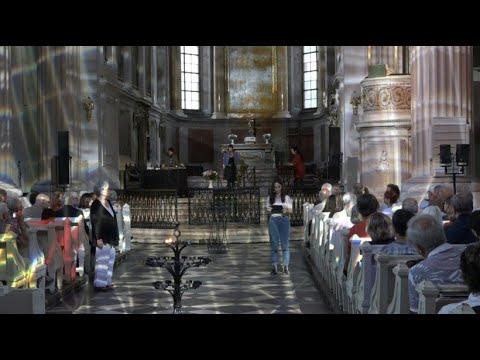Kerzen statt Steine: »Lichträume« in Leipzig erinnern an Friedliche Revolution