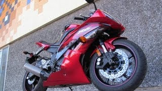 4. 2011 Yamaha YZF-R6 For Sale