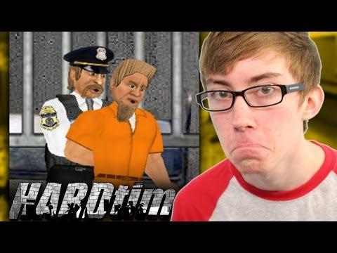 HARD TIME (PRISON SIM) - iPhone Gameplay Video