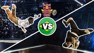 Junior vs Mounir - Semi Final - Red Bull BC One Rio de Janeiro 2012