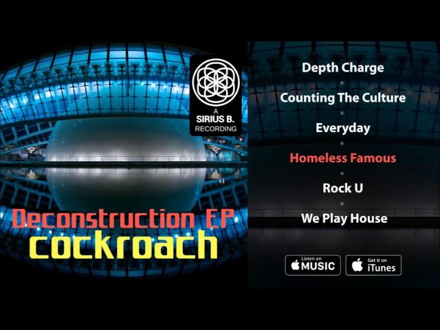 Cockroach - Deconstruction EP Album Pre-listen [Official]