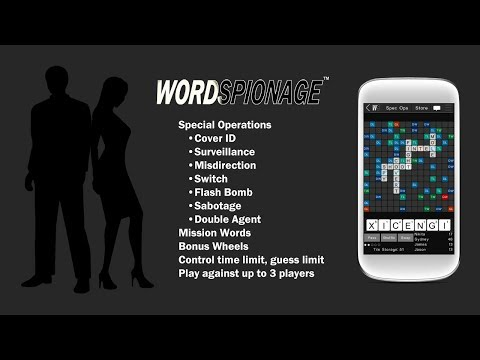 Video of Wordspionage FREE