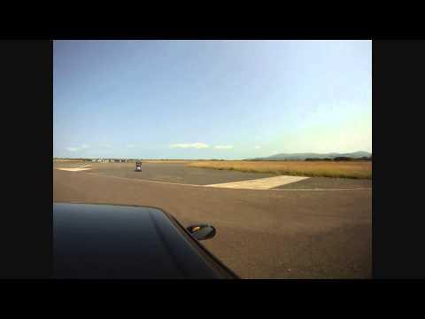 Nissan Skyline R33 vs. Dünyanın en hızlı  scooterı
