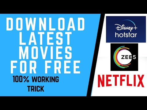 How to download New Movies from Android phone for FREE!
