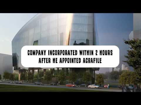 Acrafile Singapore Company Incorporation