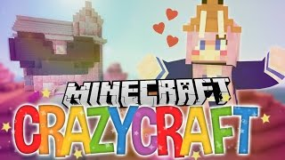 Vacation Home! | Ep 43 | Minecraft Crazy Craft 3.0