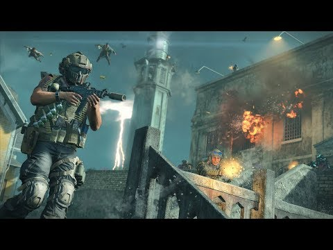 Official Call of Duty®: Black Ops 4 — Alcatraz Trailer